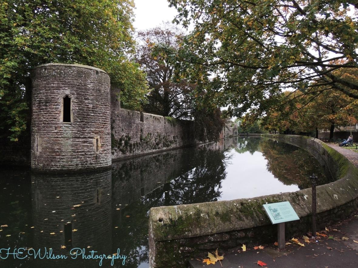 Bishop's Palace Wells, Somerset